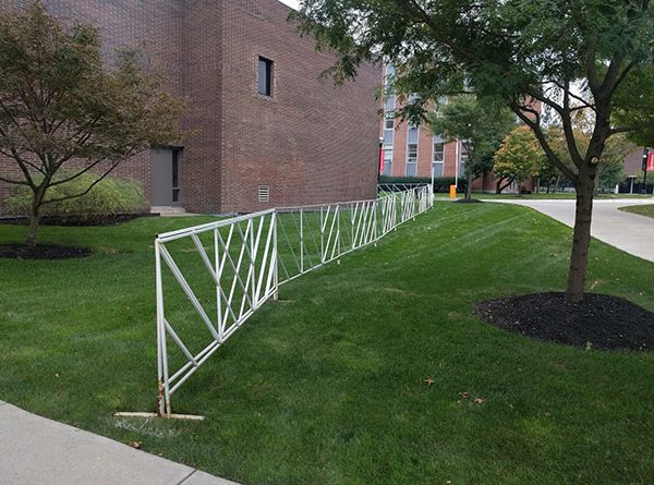 RPI Accused of (Literally) Fencing Off Protests